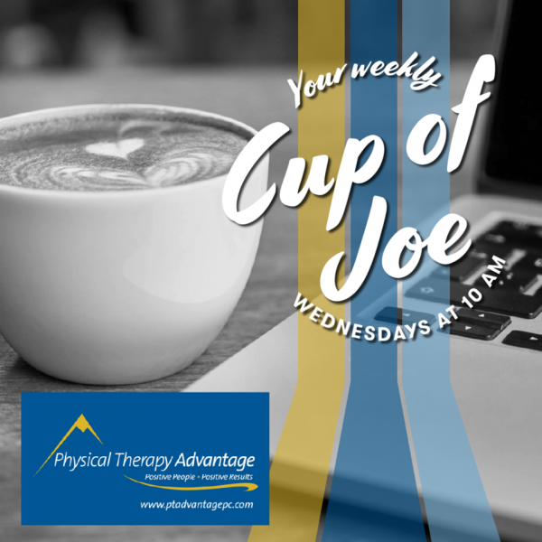 Weekly Cup of Joe - Episode #25 - Telehealth Appointments